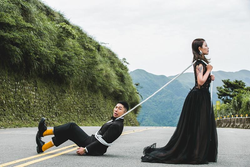 陽明山婚紗照