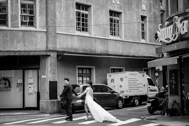 街拍婚紗 |我的婚紗我做主